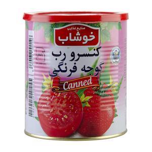 رب گوجه فرنگی خوشاب کلید دار 800 گرمی ،عمده فروشی مواد غذایی،پخش مواد غذایی و بهداشتی،خرید مواد غذایی به قیمت کارخانه