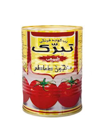رب گوجه فرنگی تبرک کلیددار نیم کیلویی،عمده فروشی مواد غذایی،پخش مواد غذایی و بهداشتی،خرید مواد غذایی به قیمت کارخانه