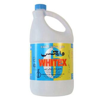 سفید کننده ساده وایتکس 4 لیتری