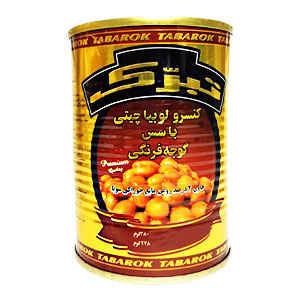 کنسرو لوبیا چیتی با سس گوجه تبرک کلیددار 380 گرمی، عمده فروشی مواد غذایی،پخش مواد غذایی و بهداشتی،خرید مواد غذایی به قیم